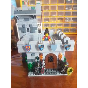 Lego Castle Torre Medieval (moc) 525 Peças + Instruções Pdf