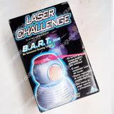 Laser Challenge B.a.r.t Robot Escape Juego Vintage