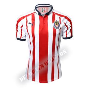 efc476a417263 Playera Jersey Original Chivas Local Marca Puma Talla Xl