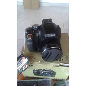 Camara Fujifilm Finepix Sl300 14 Megapixels + Tarjeta De 2gb