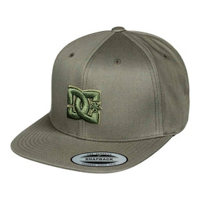 Gorra Ajustable Caballero Snappy Hdwr Dc Shoes Adyha00058