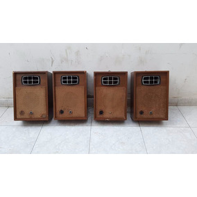 04 Parlantes Sanyo Made In Japan De 20w