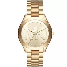 Relogio Mk 8241 Michael Kors Lancamento Nota Fiscal Pulso - Relógios ... 3584421547