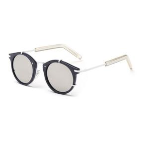 Oculos Gatinho Redondo Armação Onça - Óculos De Sol no Mercado Livre ... 9cb695a994