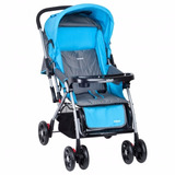 Infanti - Coche Cuna Yazi Colors Blue