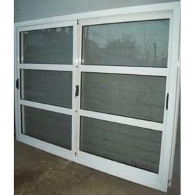 Puertas corredizas aluminio exterior aberturas en for Puertas corredizas aluminio para exterior