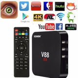 Android Tv Box 4k Chromecast Google Smart Tv