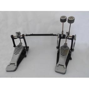 Accesorios De Bateria Cowbell Doble Pedal Baquetero.