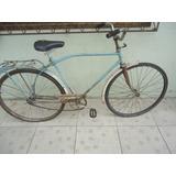 Bicicleta Monark Olé 70 Aro 28 Dos Anos 70