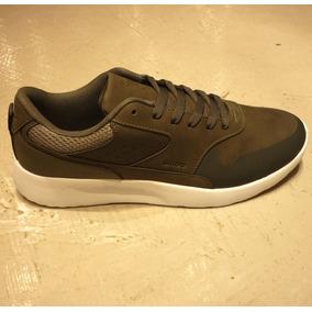 Zapatos Umbro Originales Para Hombres - Um-16521m - Grey