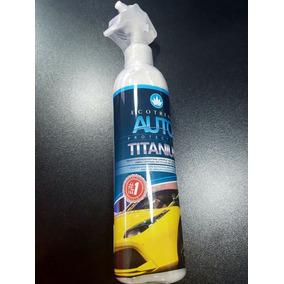 Produto Automotivo - Titanium Limpa, Cristaliza E Protege