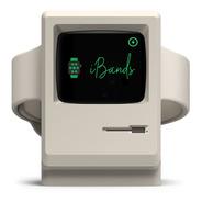 Base Carregadora Suporte De Mesa W3 Para Apple Watch