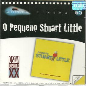 Cd O Pequeno Stuart Little - Trilha Sonora - Millenium