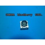 Camara Blackberry 9360 5mp