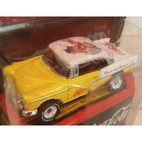 Hot Wheels Matchbox 1955 Coca-cola Chevy Belair Hardtop 1:64