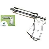 Hoppner - Seringa Veterinária Tipo Pistola Automática 50ml
