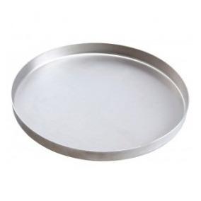 Forma De Pizza 30cm Em Alumínio - 50 Unidades