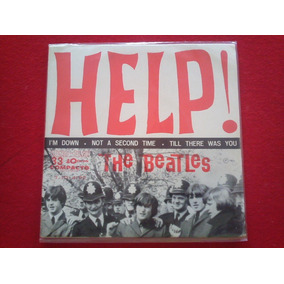 Compacto The Beatles / Help !