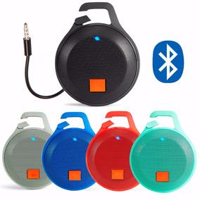 Caixa De Som Clip + Plus P2 Portátil Bluetooth Recarregável