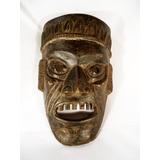 Antigua Mascara Aborigen #11