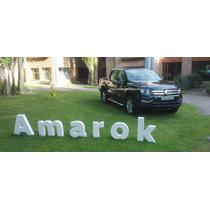 Okm Volkswagen Nueva Amarok 4x4 Linea 2017 Confort Aut Alra