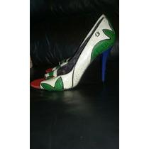 Zapatos Stilettos Carmen Steffens Oportunidad!