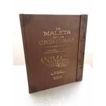 Animales Fantasticos: Maleta De Las Criaturas Harry Potter