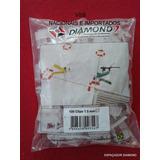 Kit Nivelador De Piso Porcelanato 500 Clips 1,5mm Diamond