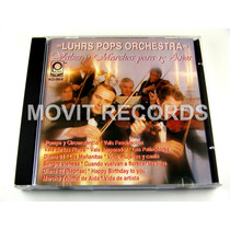Luhrs Pops Orchestra Valses Y Marchas Para 15 Años Cd 1992