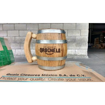 Tarros De Barril 1 Lt. Personalizados , Desde Tequila