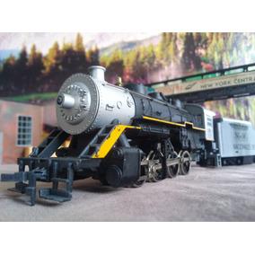 H2c Trenes Escala Ho Maquina Tyco 0-8-0 N De M $2000