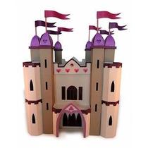 10 Centros De Mesa Castillo Xv Años Princesas Personalizado