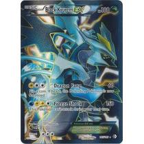 Pokemon Tcg - Black Kyurem Full Art #145 -boundaries Crossed