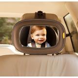 Espejo Para Automovil Por Seguridad De Bebés + Envío Gratis