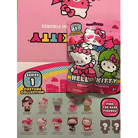 Hello Kitty Blind Bag Mini Figura-traje Colección-serie 1