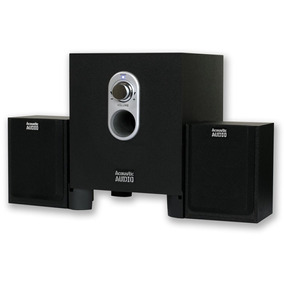 Acoustic Audio Aa2101 Multimedia 250w 2.1 Home Theater Compu