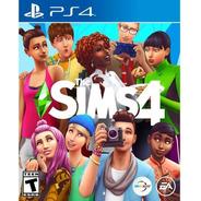 The Sims 4 Ps4 Juego Fisico Sellado Nuevo Sevengamer