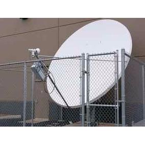 Antenas De Internet Satelital 2,40 Mts 1 Solo Petalo