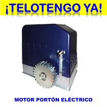 Motor Portón Eléctrico 220v Dkc Seguridad Puertas