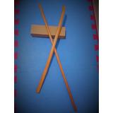 Conjunto De Armas Para Aikido - Bokken - Jo