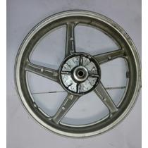 Roda Traseira Honda Cbx 250 Twister Original Prata
