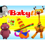 Kit Imprimible Candy Bar Baby Tv Cumples