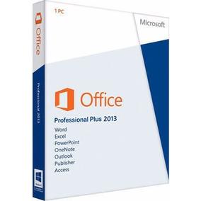 Office Professional Plus 2013 - Licencia Original 1 Pc