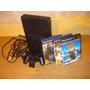 Playstation 2 Destrabada + Mando + Memory Card + Juegos