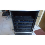 Amplificadores Qsc Mx-2000 Mx-1500 Mx-700