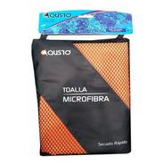 Toalla Secado Rápido Qusto 130x75cm Microfibra Colores