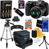 Cámara Digital Nikon Coolpix L340 C/zoom X28 Y Video Full Hd
