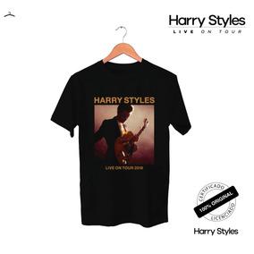 Camiseta Oficial Harry Styles Live On Tour 2018