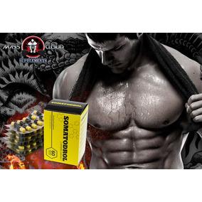 Somatodrol Desarrollo Muscular Precursor Testosterona + Hgh