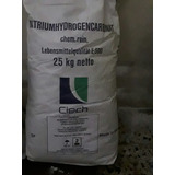 Bicarbonato De Sodio Aleman Saco X 25 Kilos